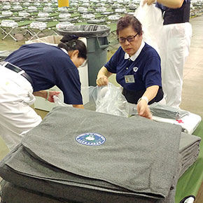 Tzu Chi Provides Aid for Harvey Flood Victims in Houston