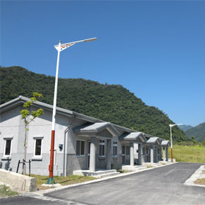 Tzu Chi Opens 47 Permanent Homes in Taitung, Taiwan