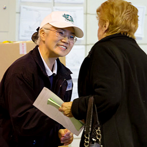 Tzu Chi Provides Second Large Distribution in New York
