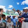 Tzu Chi Built Homes to Flood Victims in Honduras