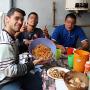 Tzu Chi Volunteers in Argentina Serve Food in Soup Kitchen