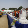 Buddha Day Ceremony in Buddha's Homeland