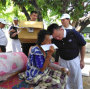 Tzu Chi Relief Goods Arrive in Indonesia