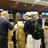 Tzu Chi Disaster and Medical Relief Team Leaves for Nepal